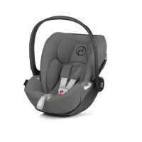 CYBEX Platinum Cloud Z i-Size Soho Grey / mid grey Kollektion 2020