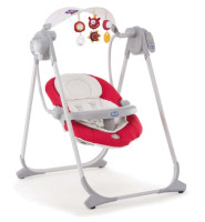 "Chicco ""BABYSCHAUKEL POLLY SWING UP Paprika -Solange Vorrat reicht!-"
