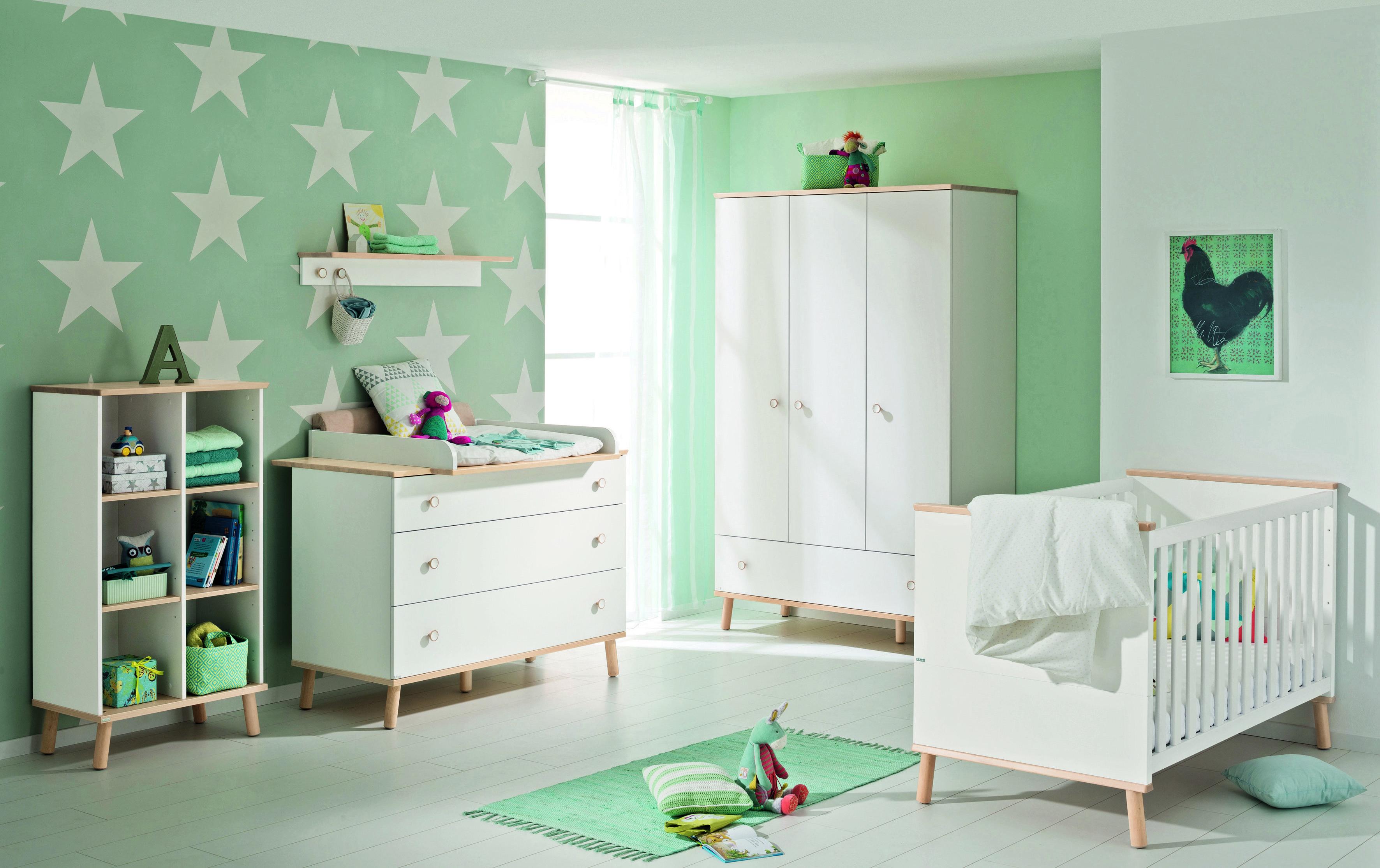 Paidi Ylvie Kinderzimmer Mit 4 Turigem Schrank Baby Fachmarkt