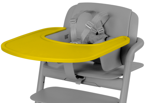 CYBEX Gold LEMO Tray Canary yellow