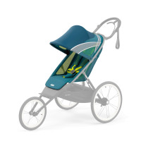 CYBEX Gold Sports AVI Seat Pack Maliblue | mid turquoise