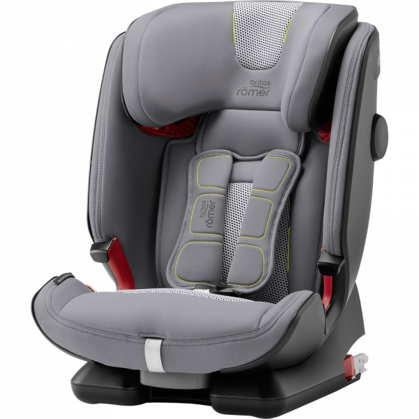 Britax Römer Kindersitz Advansafix IV R Air Silver