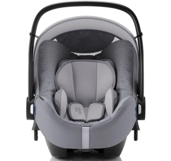 BRITAX RÖMER PREMIUM Baby-Safe² i-Size Babyschale Grey Marble 2021