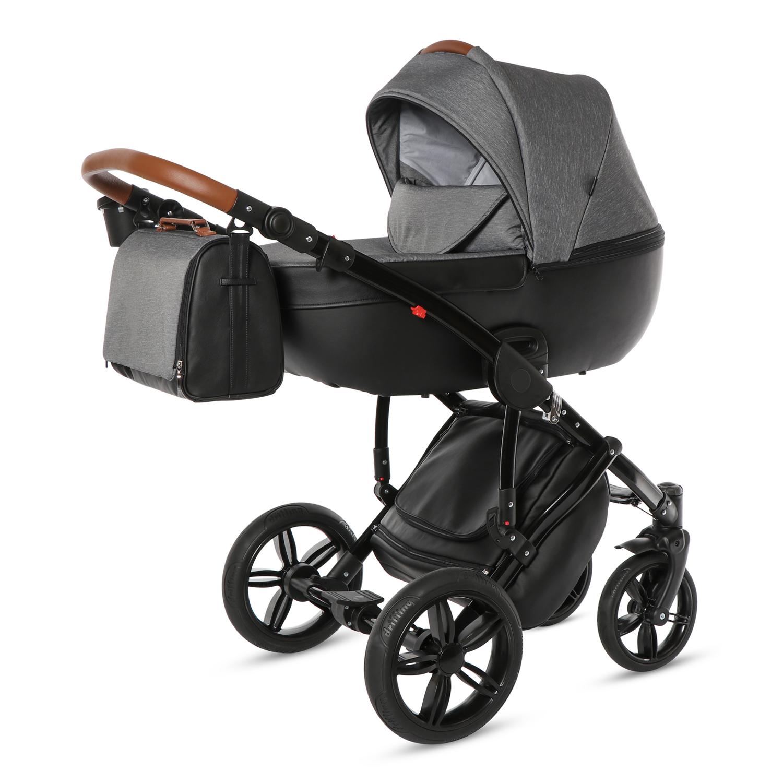Kombi Kinderwagen Piquetto, marine blau, knorr baby | myToys