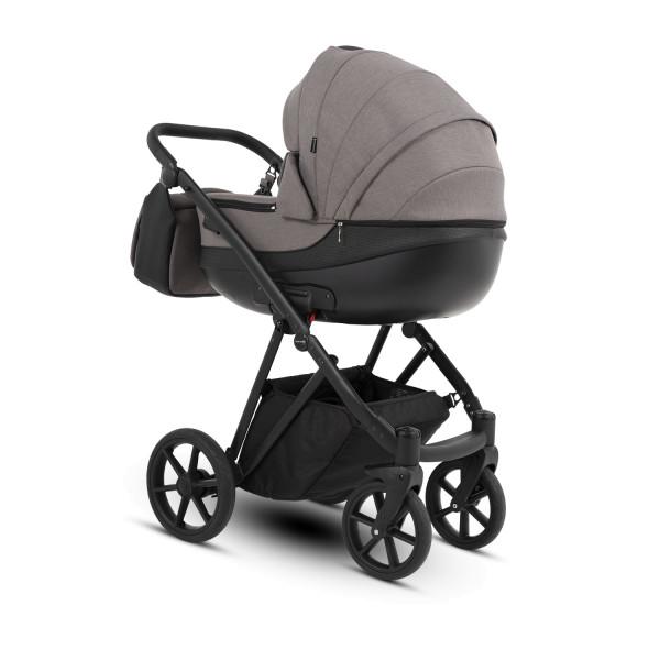 Knorr Baby Kombi-Kinderwagen YAP Taupe Kollektion 2020 GESICHERTER Direktversand