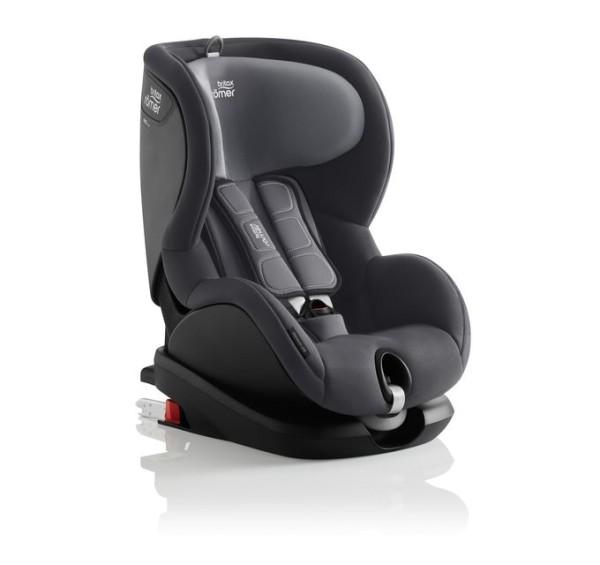 Britax Römer Premium Kindersitz Trifix² i-Size Kollektion 2020 Storm Grey