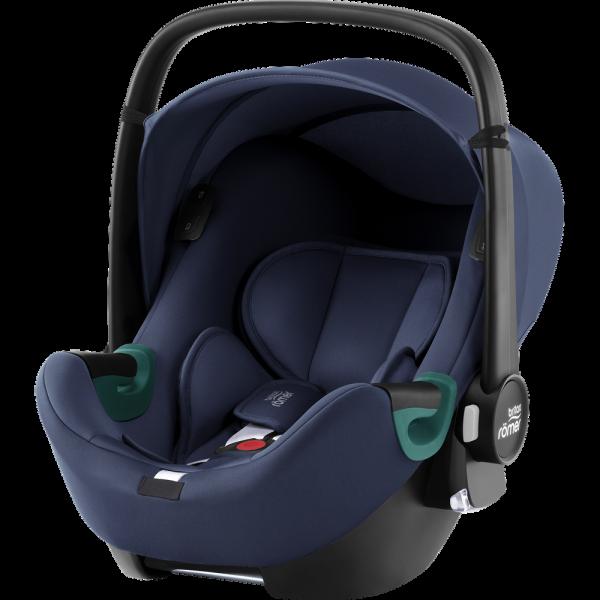 Britax Römer Premium BABY-SAFE iSENSE Indigo Blue