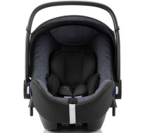 BRITAX RÖMER PREMIUM Baby-Safe² i-Size Babyschale Blue Marble 2021