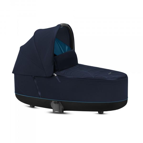 CYBEX Platinum Priam Lux Kinderwagenaufsatz Nautical Blue Kollektion 2020