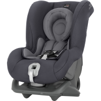 Britax Römer Kindersitz First Class plus Kollektion 2019 Storm Grey