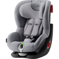 Britax Römer Premium King II LS Black Series Kollektion 2020 Grey Marble