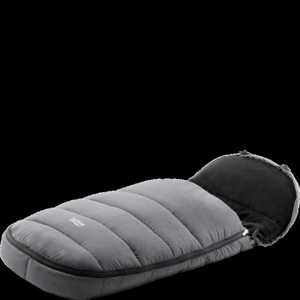 Britax Römer Shiny-Fußsack Melange Grey