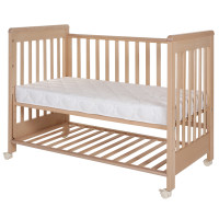 Treppy Dreamy Plus 2 Beistellbett 60x120 Natural