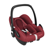 Maxi Cosi Rock Essential Red Kollektion 2020