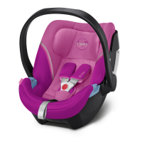 CYBEX Gold Aton 5 Magnolia Pink / purple Kollektion 2020