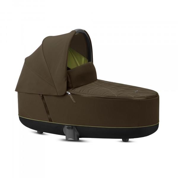 CYBEX Platinum Priam Lux Kinderwagenaufsatz Khaki Green Kollektion 2020