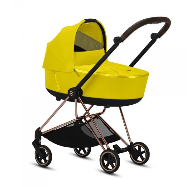 CYBEX Kombikinderwagen MIOS Mustard Yellow / yellow Kollektion 2020