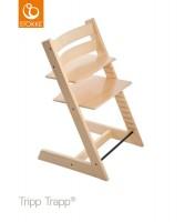 STOKKE Tripp Trapp ® Mitwachsstuhl Natur lackiert