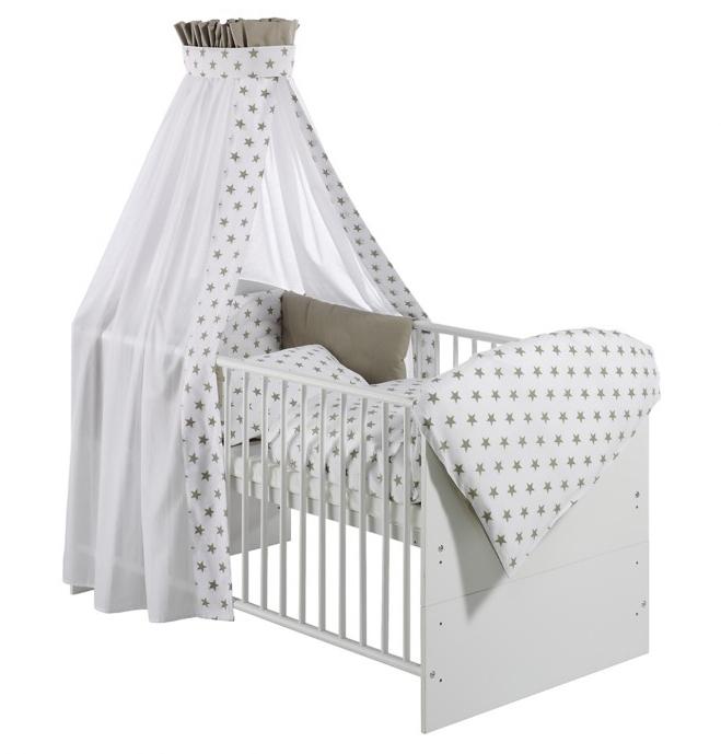 schardt bettw sche set big stars beige baby fachmarkt f r babyausstattung gmbh. Black Bedroom Furniture Sets. Home Design Ideas