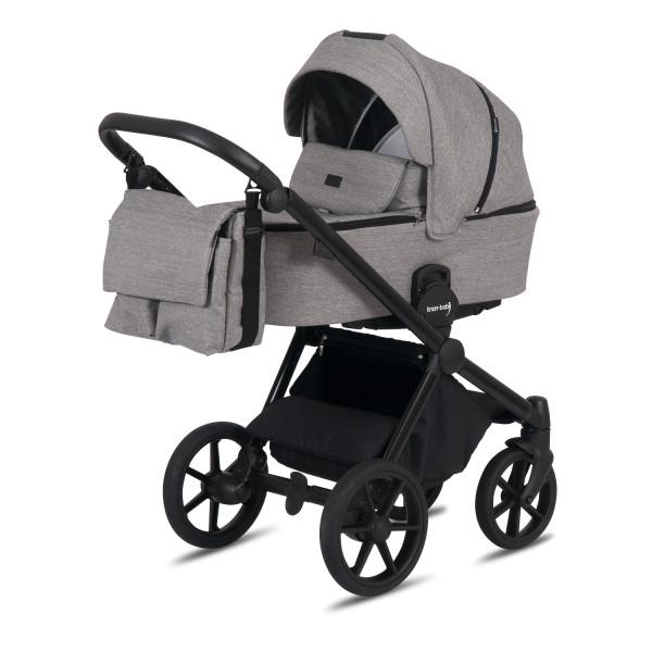 Knorr Baby Kombi-Kinderwagen LIFE+ 2.0 Graphit Kollektion 2021