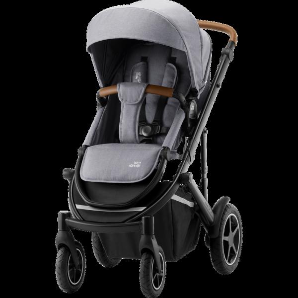 Britax Römer Premium Kinderwagen Smile III Frost Grey Kollektion 2020