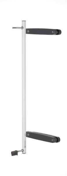 Geuther Zusatzklemmen-Set wesi 0049ZK+ Weiß Silber