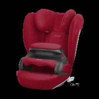 CYBEX Silver PALLAS B2-FIX Dynamic Red | mid red