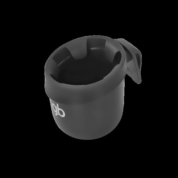 GB Platinum Getränkehalter für Kinderautositze Black