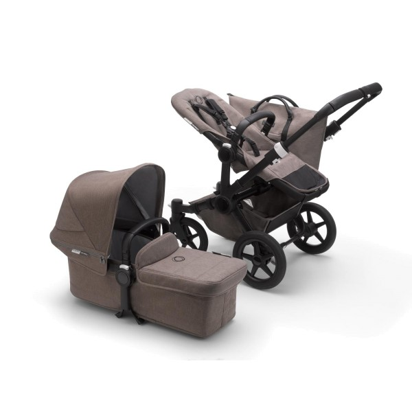 Bugaboo Donkey 3 Mineral mono complete BLACK / TAUPE