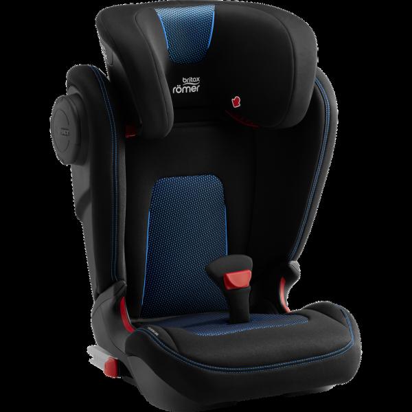 Britax Römer Premium Kindersitz Kidfix III M Cool Flow Blue