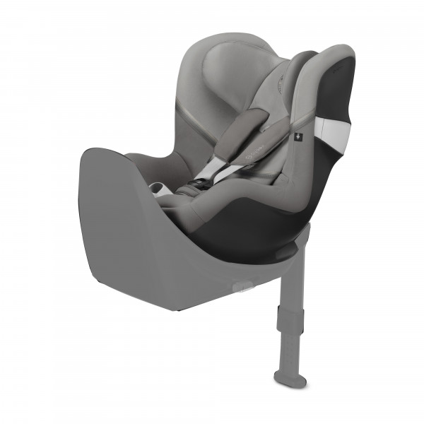 CYBEX Gold Sirona M2 i-Size ohne Base Soho Grey / mid grey Kollektion 2020