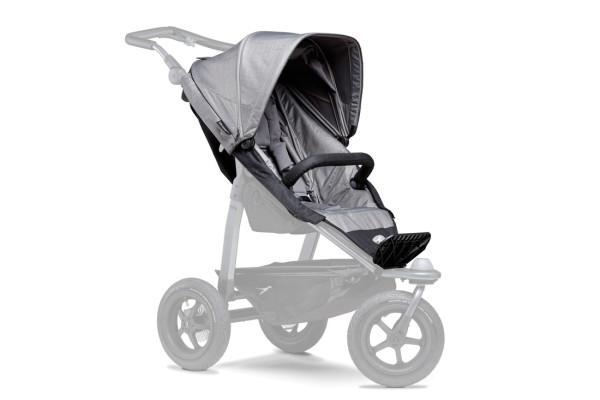 TFK mono Sportkinderwagensitz-Einhang Grau