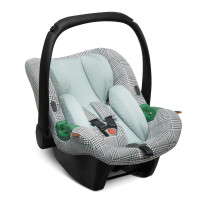 ABC Design Autositz Tulip Gruppe 0+ Fashion smaragd Kollektion 2021