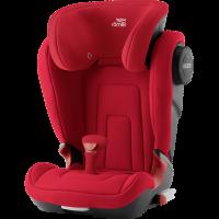 Britax Römer KIDFIX 2 S Fire Red Kollektion 2021