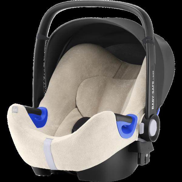 Britax Römer Baby-Safe 2 /Baby-Safe I-Size Sommerbezug Beige
