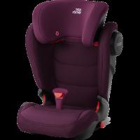 Britax Römer Premium Kindersitz Kidfix III M Burgundy Red
