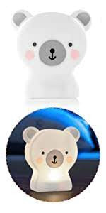 Reer Lumilu Nachtlicht cute friends Bear