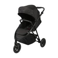 Knorr Baby Sportwagen EASYSPORT3 Schwarz-Dunkelgrau Kollektion 2021