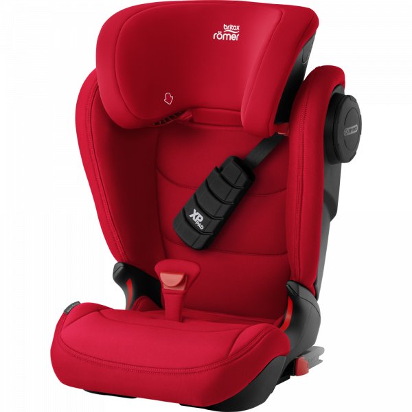 Britax Römer Premium Kindersitz Kidfix III S Fire Red
