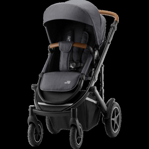 Britax Römer Premium Kinderwagen Smile III Midnight Grey Kollektion 2020