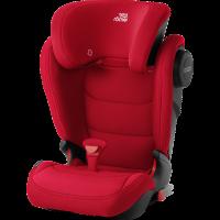 Britax Römer Premium Kindersitz Kidfix III M Fire Red