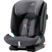 Britax Römer Premium Kindersitz Advansafix I-Size Storm Grey