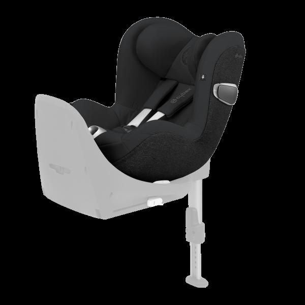CYBEX Sirona Z i-Size Deep Black / black Kollektion 2020