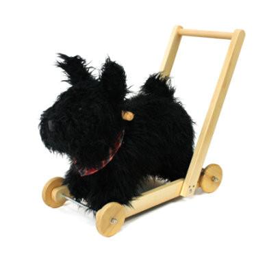 Treppy Push and walk Dog -Solange Vorrat reicht!-