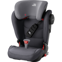 Britax Römer Premium Kindersitz Kidfix III S Storm Grey
