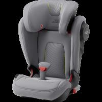 Britax Römer Premium Kindersitz Kidfix III M Cool Flow Silver