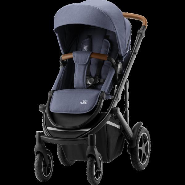 Britax Römer Premium Kinderwagen Smile III Indigo Blue Kollektion 2020