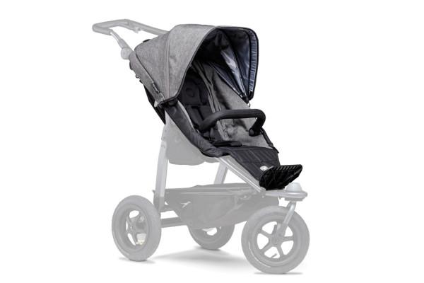 TFK mono Sportkinderwagensitz-Einheit Premium Grau