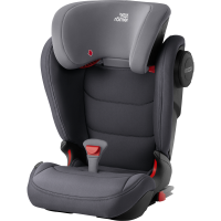 Britax Römer Premium Kindersitz Kidfix III M Storm Grey