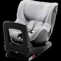 Britax Römer Premium Kindersitz Dualfix M i-Size Kollektion 2020 Nordic Grey